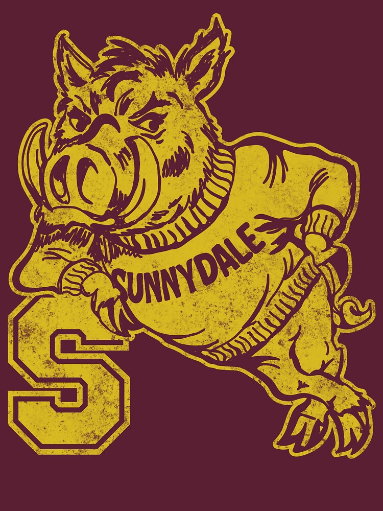 Sunnydale High by CatchABrick