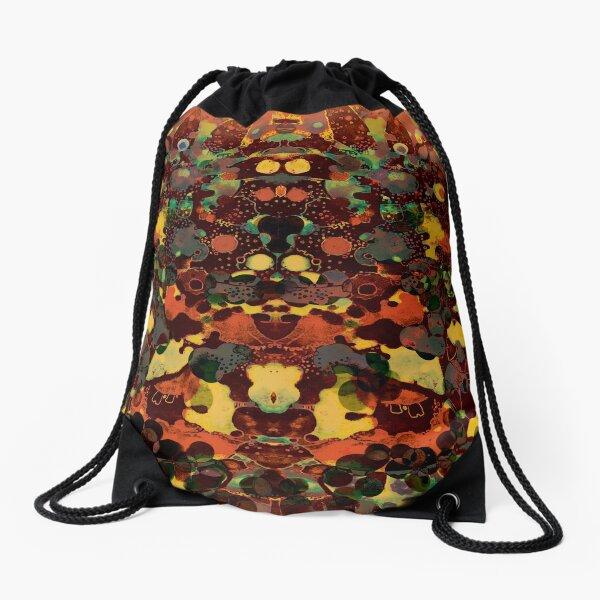 Bountiful- Psychedelic Fantasy  Drawstring Bag