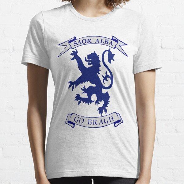 Saor Alba Free Scotland Forever T Shirt Essential T-Shirt