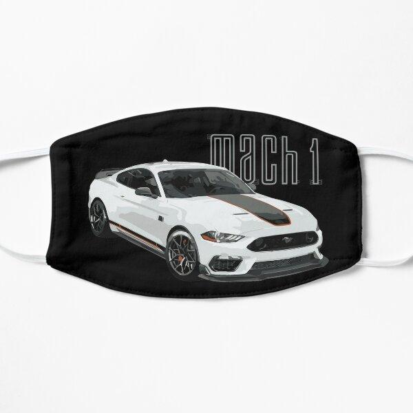 MACH 1 Mustang GT 5.0L V8 Masque sans plis