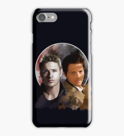 Cas & Dean iPhone Case/Skin