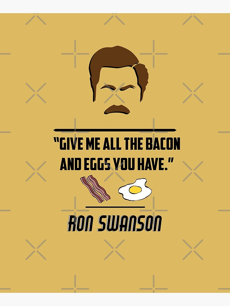 Ron Swanson by sophiapetrillo