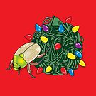 Christmas Beetle by Troy Sizer