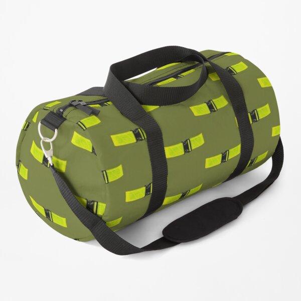 World's Safest  Duffle Bag