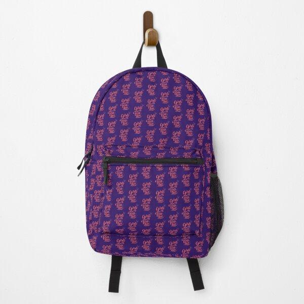 Girl It's Tea Time Backpack