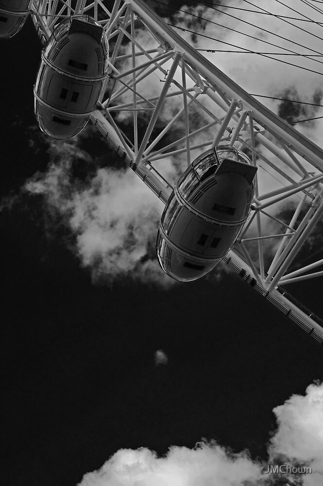 London Eye, England by JMChown