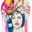 Spring by Slaveika Aladjova