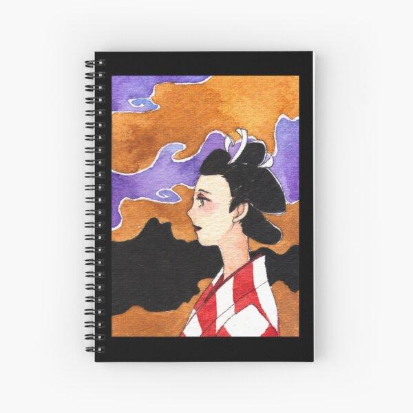 Nopperabou Spiral Notebook