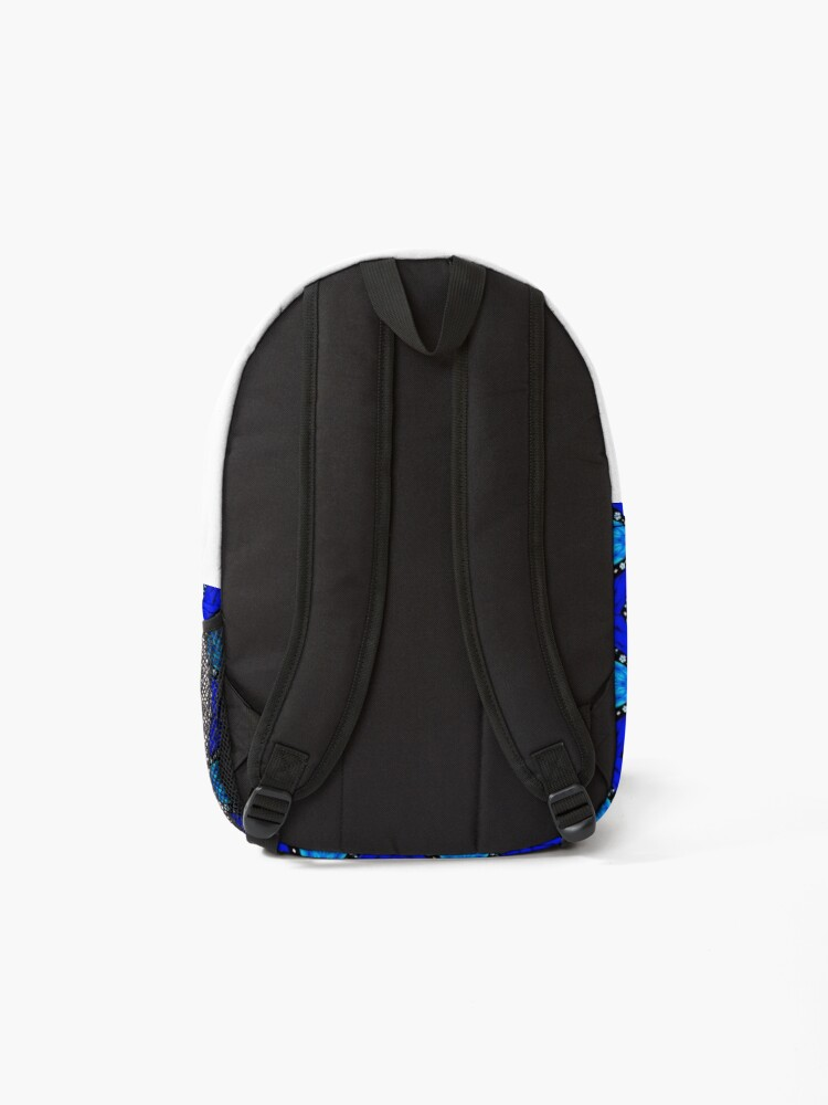 Alternate view of Onyx Beams of Flowers and Gems Backpack
