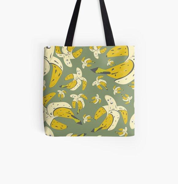 Purse banana for scaleTote bag