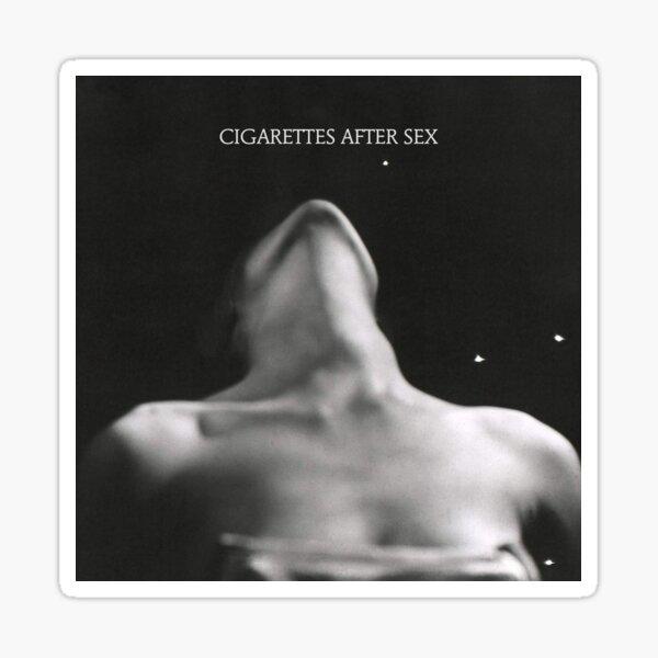 cigarettes after sex 2.0 Sticker