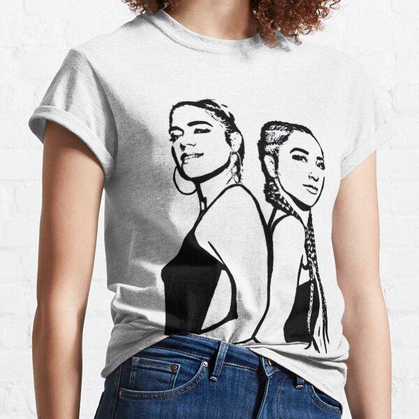 Becky G y Karol G Camiseta clásica