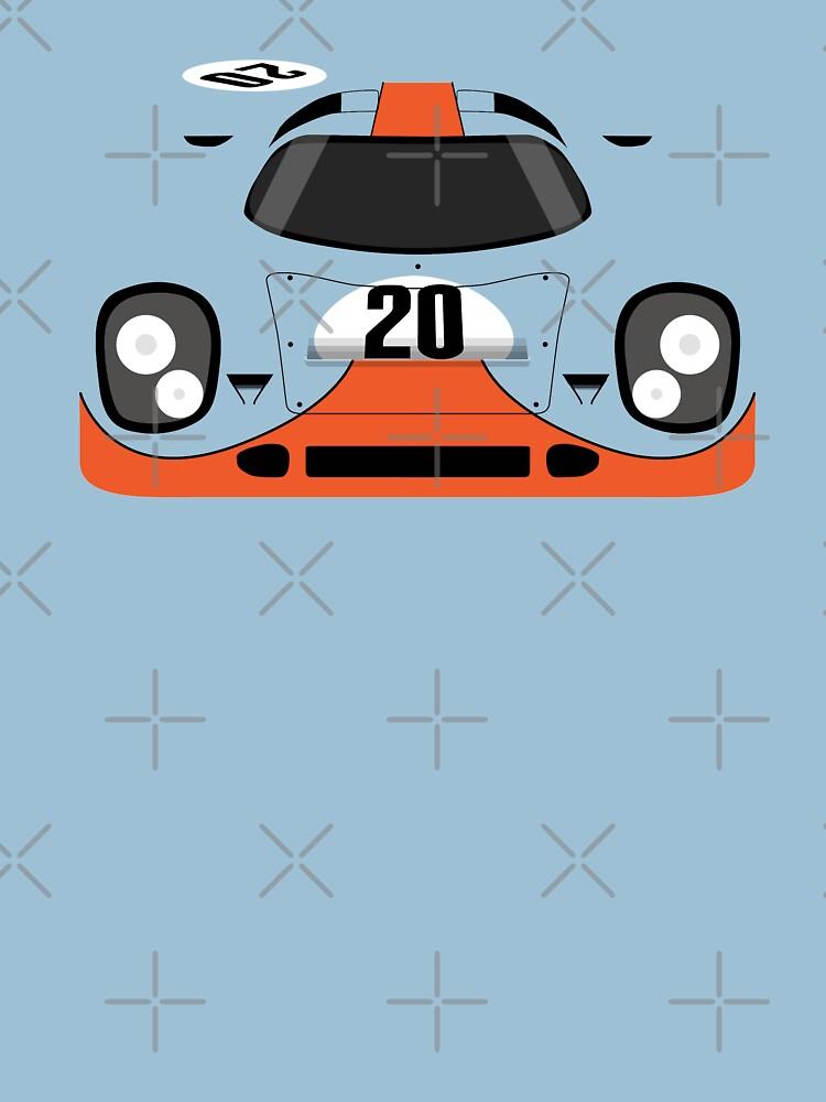 917 #20 Racing Livery | Unisex T-Shirt