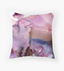 Clouds into Water 1 Throw Pillow
