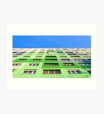 Housing Art Print