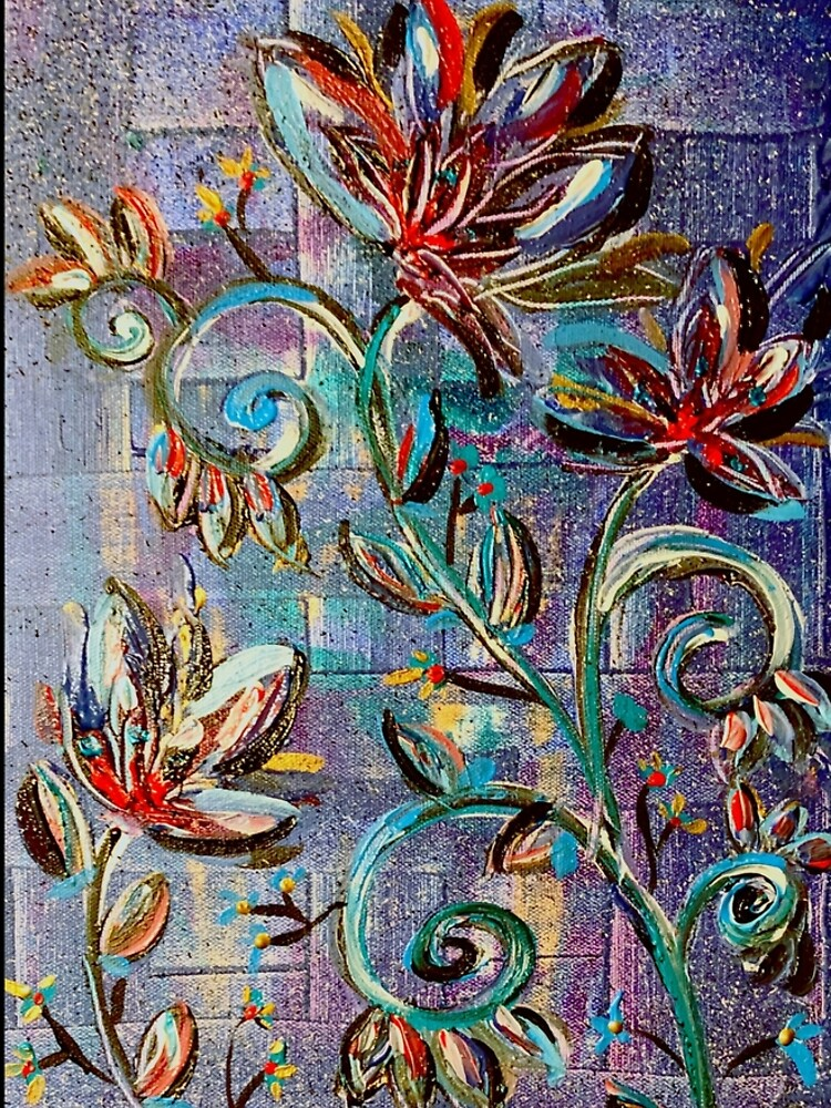 Flowers of the night by AstridS
