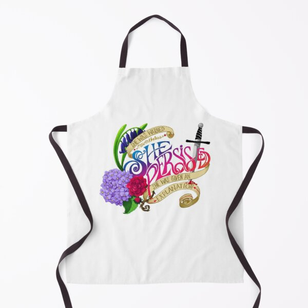 She Persisted - Color Apron