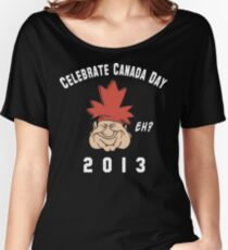 Canada Day 2013 Women's Relaxed Fit T-Shirt