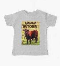BUTCHER Baby Tee
