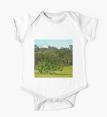 Fruit tree on a rural property One Piece - Short Sleeve