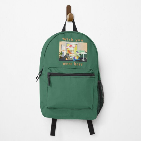 Wish you were here 2 Backpack