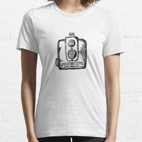 Kodak Brownie Hawkeye Film Camera Essential T-Shirt