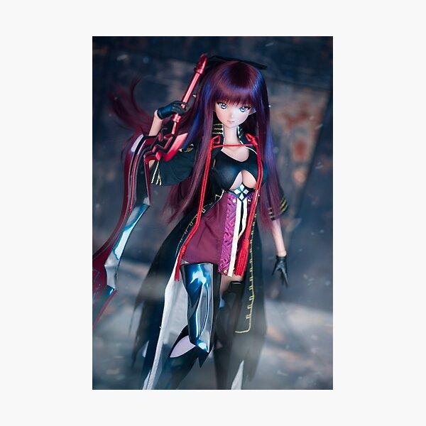 Smart Doll Athena – Kronos  Photographic Print