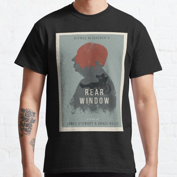 Alfred Hitchcock Rear Window Classic T-Shirt