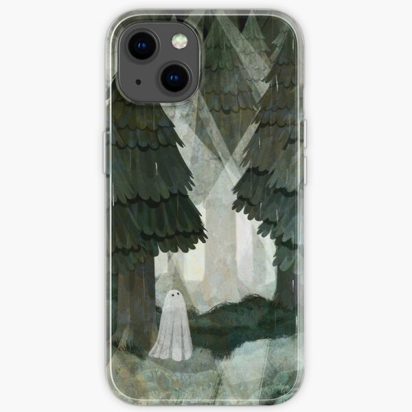 Pine Forest Clearing iPhone Soft Case