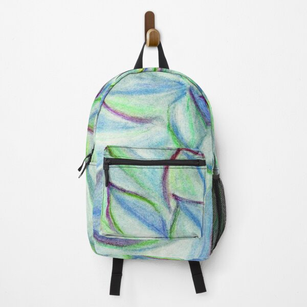 Vivid Succulent Backpack