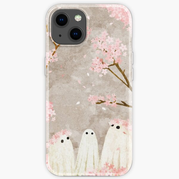 Cherry Blossom Party iPhone Soft Case