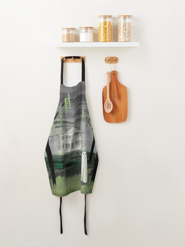 Alternate view of Walter's House Apron