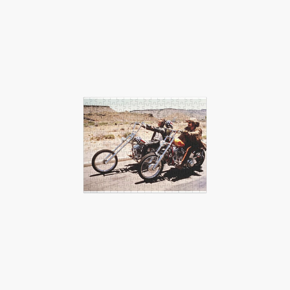 Easy Rider - Born To Be WIld Jigsaw Puzzle