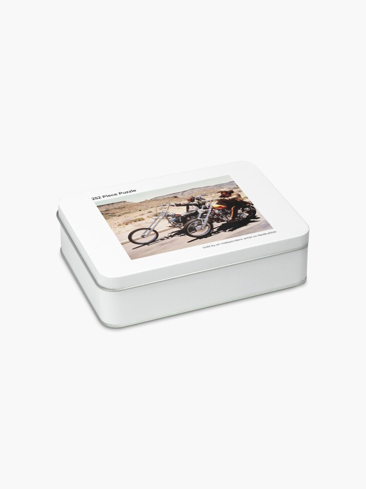 Alternate view of Easy Rider - Born To Be WIld Jigsaw Puzzle