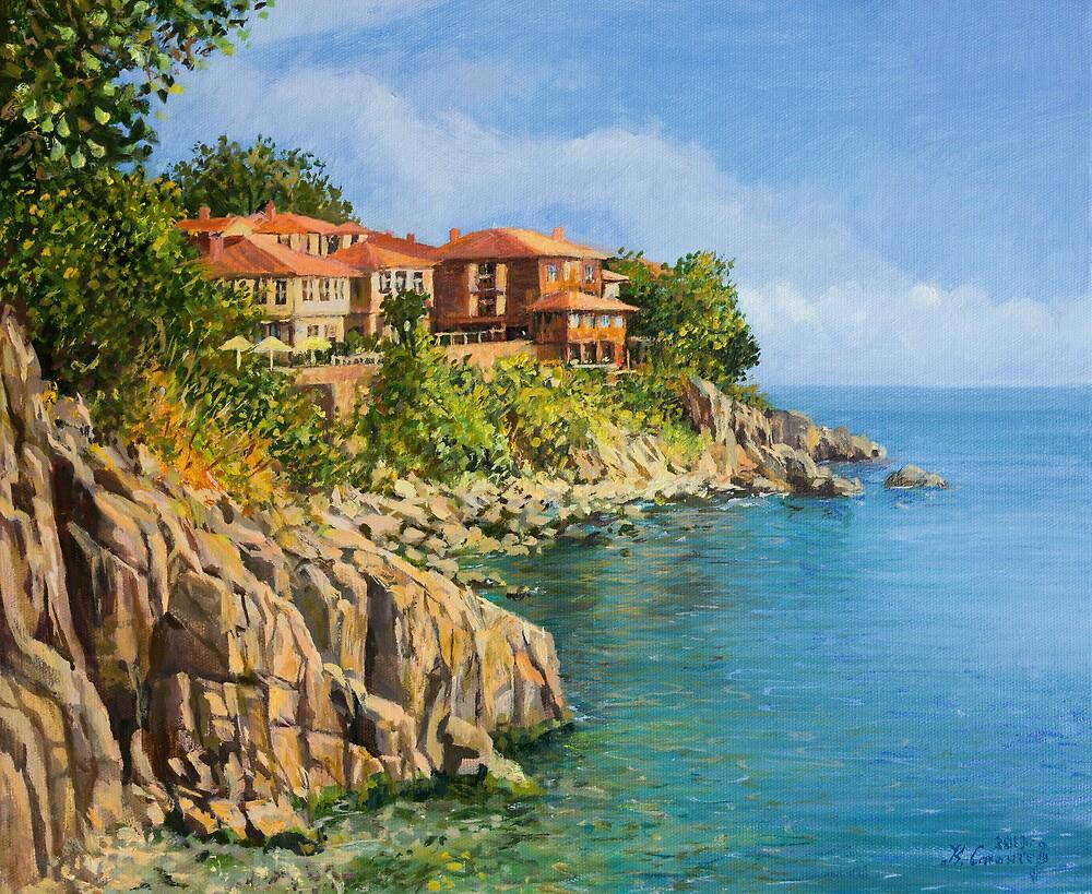 That Summer by kirilart