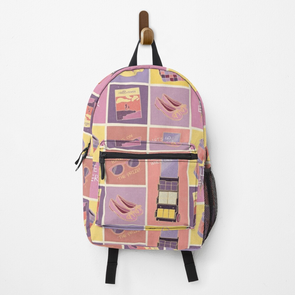 PREACHING ICONS (FOR HER) Backpack