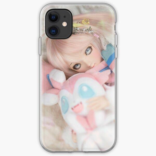 Dollfie Dream Rise Kujikawa - Ophelia iPhone Soft Case