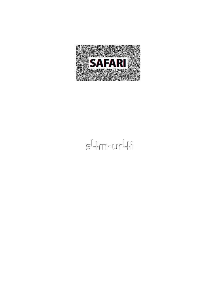 SAFARI 3D Effect by s4m-ur4i