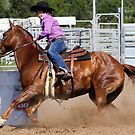 Barrel Racer by SylanPhotos