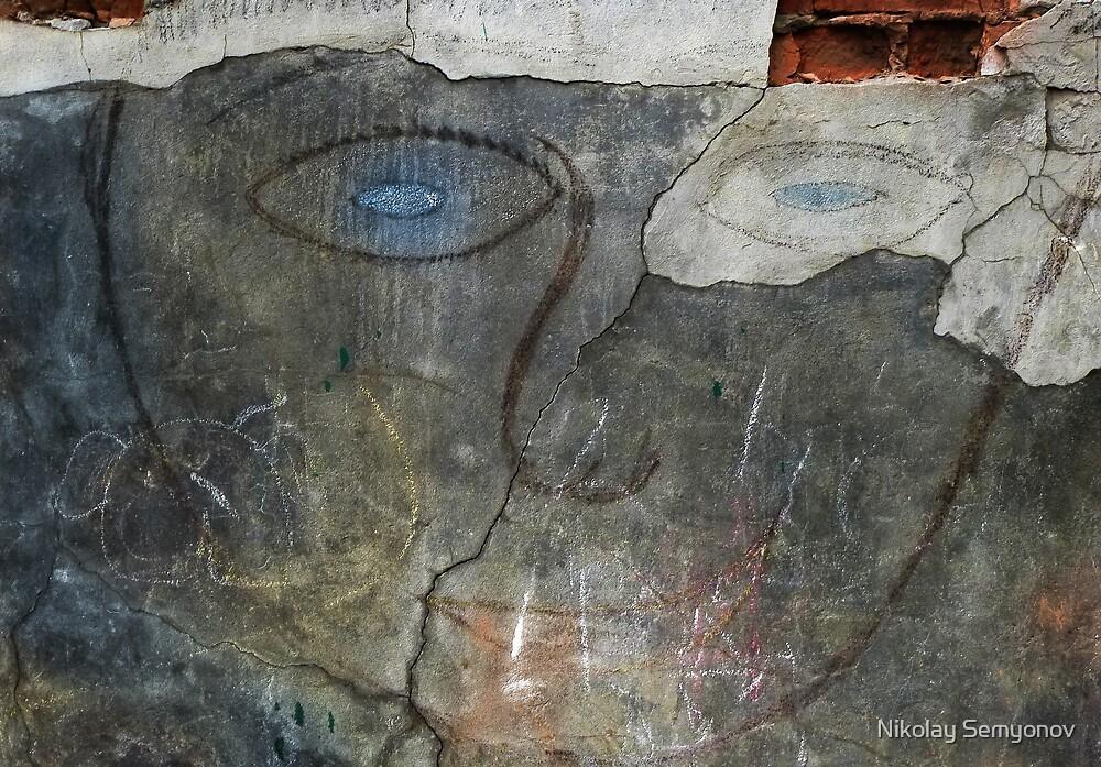 wall art by Nikolay Semyonov