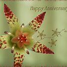 Happy anniversary by Robyn Selem