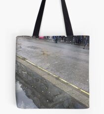 Predilection for Reflection 8 Tote Bag