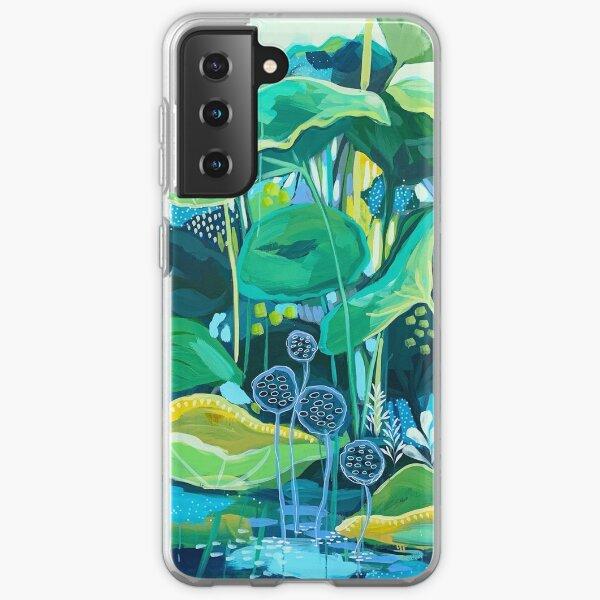 The Lotus Pond Samsung Galaxy Soft Case