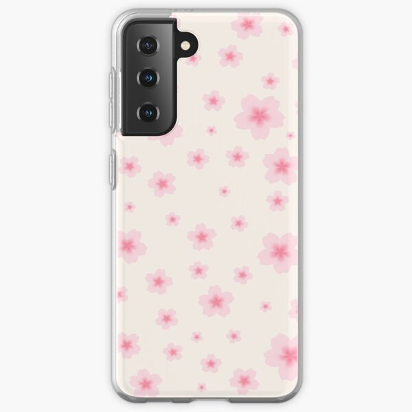 Cherry Blossoms Samsung Galaxy Soft Case