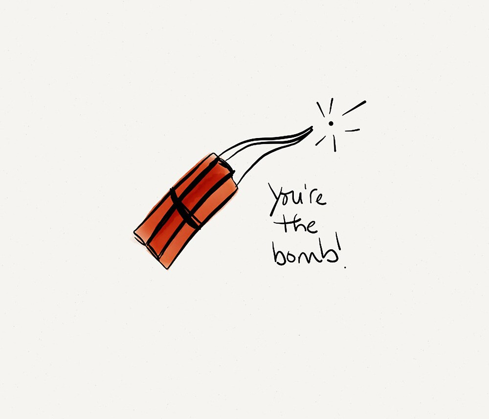 You're The Bomb by Pamela Shaw