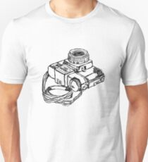 Holga 120 Plastic Toy Medium Format Camera T-Shirt