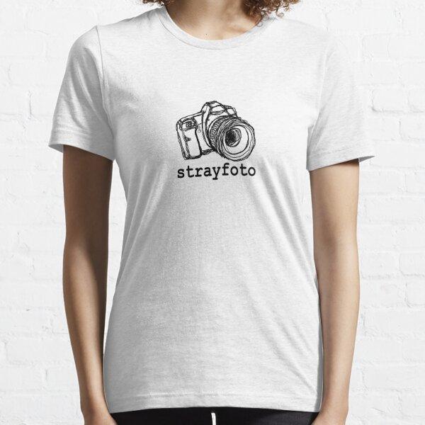 strayfoto Essential T-Shirt