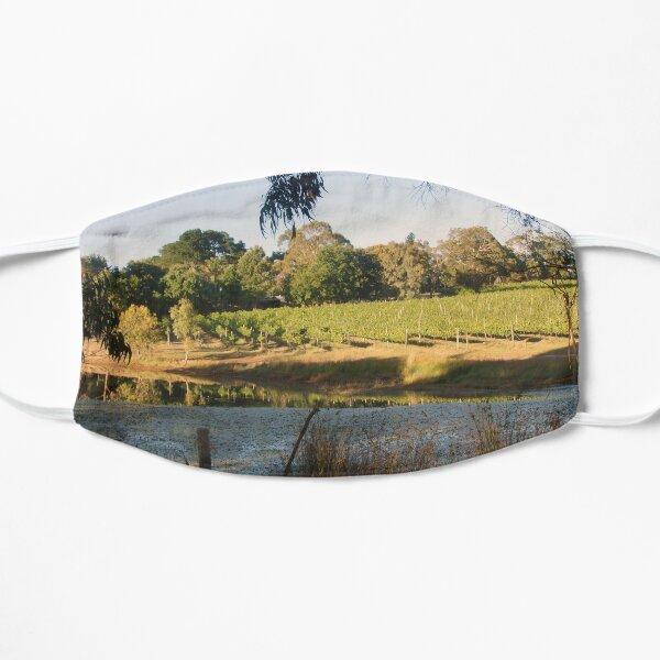 The Pinot Patch - Adelaide Hills Wine Region - Fleurieu Peninsula - by South Australian artist Avril Thomas Mask