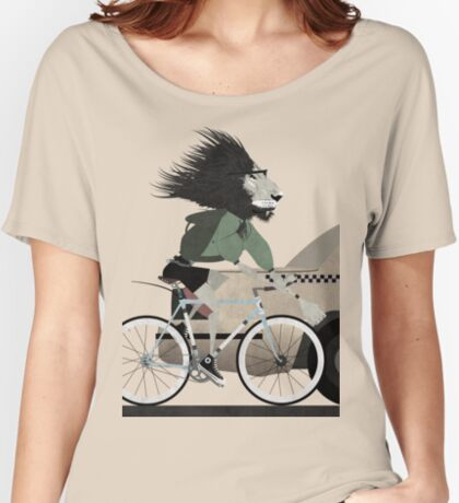 Alleycat Race Women's Relaxed Fit T-Shirt