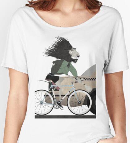 Alleycat Race Women's Relaxed Fit T-Shirt